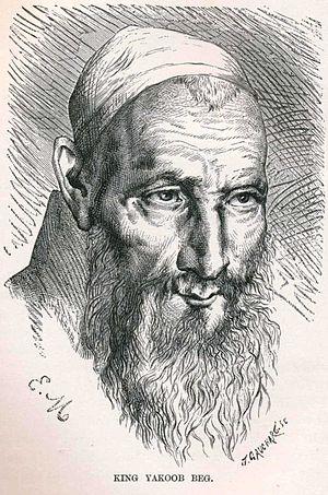 Yaqub Beg - Yakub Beg