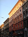 Király utca 89 és 91, Budapest - Цветовые контрасты - panoramio.jpg
