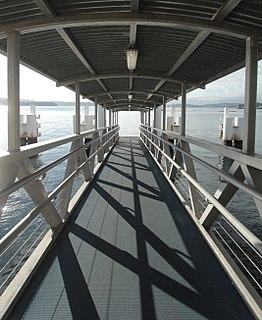 Kirribilli ferry wharf Sydney Ferries ferry wharf