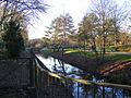 Kleine Wümme, Botanischer Garten.JPG