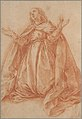 Kneeling Female Figure with Upraised Arms MET DP167066.jpg
