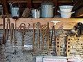 Knochenmühle (Mühlhofe) Museum Haushaltsgeräte 01.jpg