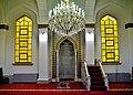 Kobe Kobe-Moschee Innen Gebetsraum 2.jpg