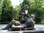 Kolobrzeg-Pomnik Sanitariuszki