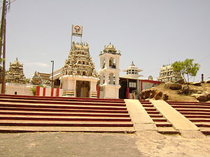 Anuradhapura Kingdom - The Koneswaram Hindu temple was constructed in the Anuradhapura Kingdom era.