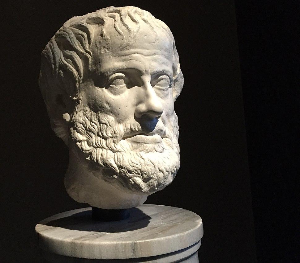 Kopf des Aristoteles 1