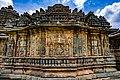 Koravangala Shri Bucheswara Temple - From the North Side.jpg