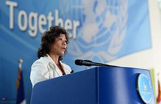 Noeleen Heyzer Singaporean social scientist and UN official