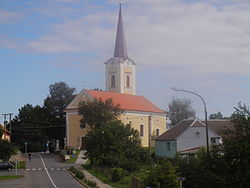 Skyline of Litobratřice
