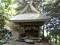 Kotohira-gu prayer hall of Iwaya-jinja.jpg