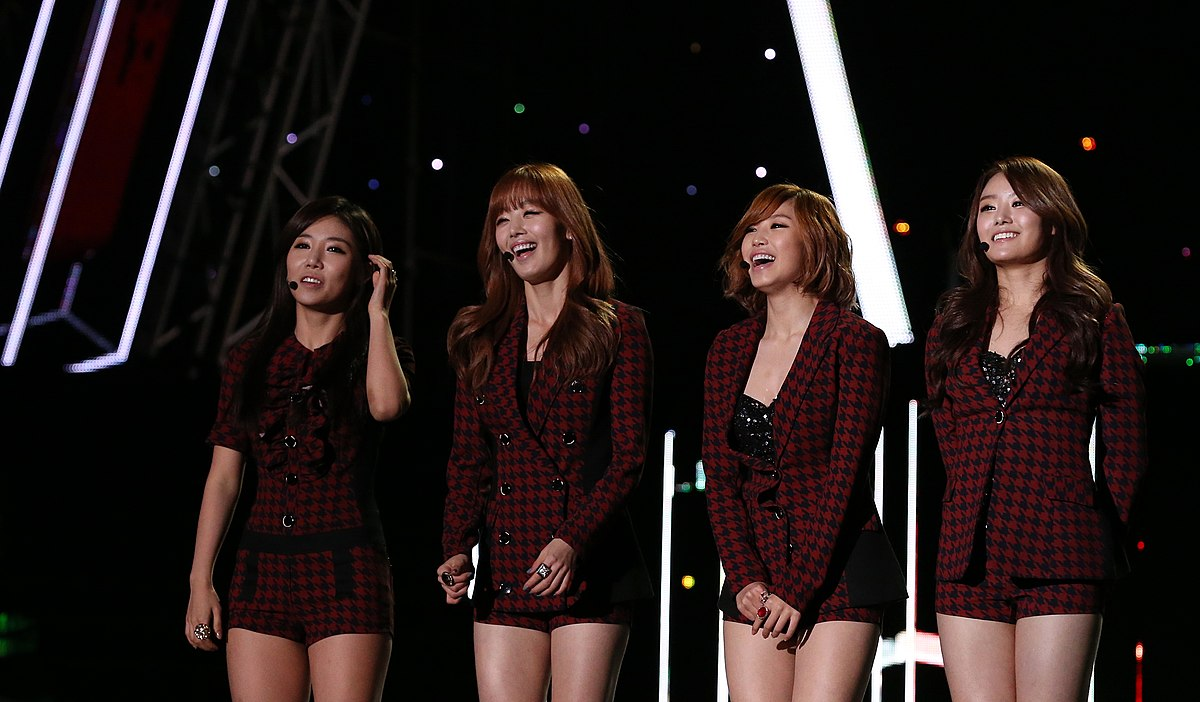 Kpop Group: Secret (South Korean Group)
