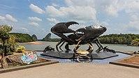 Krabi - Krabbenskulptur - 0001.jpg