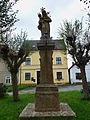 Kralovice, socha sv. Antonína Paduánského.JPG