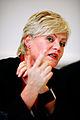 Kristin Halvorsen, finansminister Norge, under sessionen i Kopenhamn 2006 (2).jpg