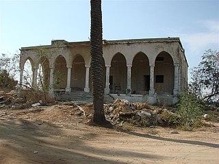 Al-Qubayba, Ramle Village in Ramle, Mandatory Palestine