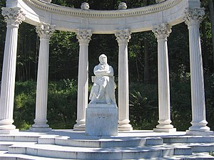 Norbert Pfretzschner - Friedrich List Monument