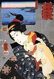 Kuniyoshi Utagawa, Japan, Women 8.jpg