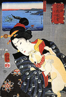 Kuniyoshi Utagawa, Japan, Women 8.jpg