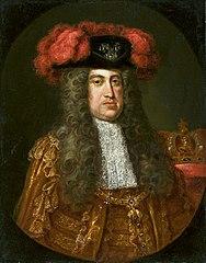 Portrait of Emperor Charles VI.