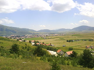 Town and municipality in Canton 10, Bosnia and Herzegovina