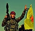 Kurdish YPG Fighter (18561628803).jpg