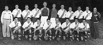St. Louis Kutis S.C. - St. Louis Kutis team c. 1954.