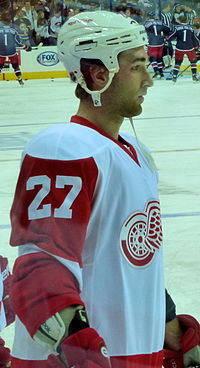 Kyle Quincey 2013.jpg