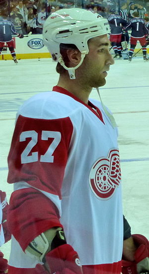 Kyle Quincey - Image: Kyle Quincey 2013