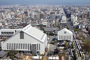 Kyoto and Karasuma Street (MA 59)