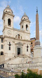 Chiesa di Santa Trinità dei Monti