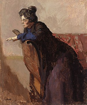 Walter Sickert - La Giuseppina, the Ring (1903–1905)