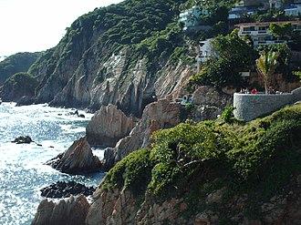 La Quebrada (Acapulco) - La Quebrada.