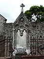 La Tour-d'Auvergne cimetière St Pardoux tombe.JPG