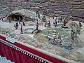 """La Villa Española de Shima, Parque España - Museo """"Castillo de Xavier"""" - La decoración de la Navidad - """"Belén"""".jpg"""
