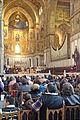 La cathédrale durant la messe (Monreale) (6927568348).jpg