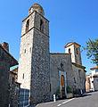 La chapelle Saint-Bernardin et l'église Sainte-Catherine du Cannet.jpg