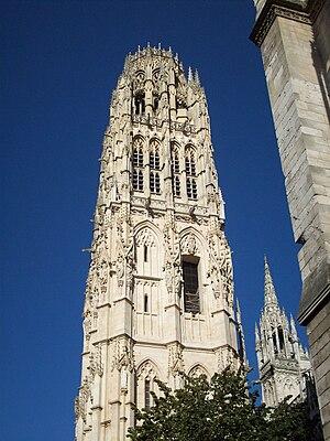 Roulland Le Roux - Image: La tour du Beurre