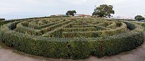 Laberinto, Parque de San Pedro, La Coruña, España, 2015-09-25, DD 130.JPG