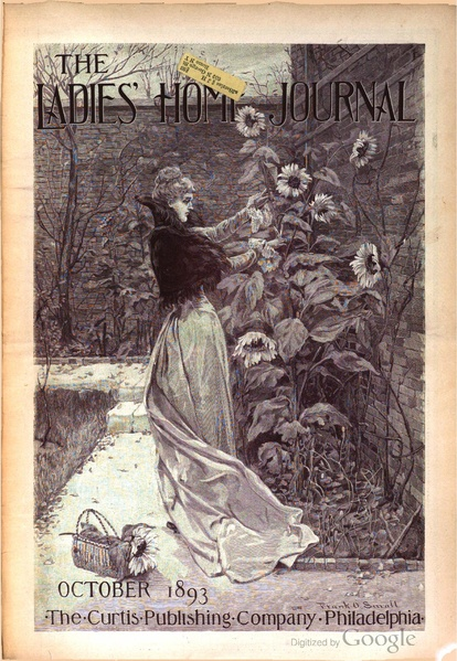 Ladies' Home Journal Vol.10 No.11 (October, 1893)