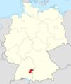 Lage des Alb-Donau-Kreises in Deutschland.png