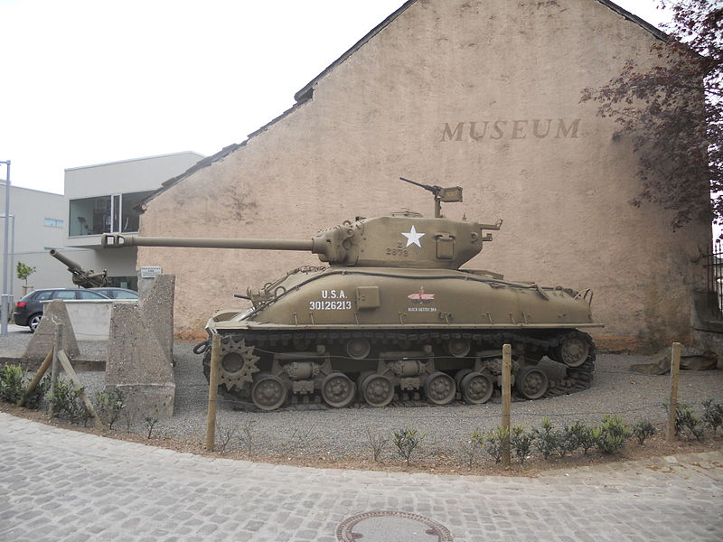 Diekirch WWII Museum