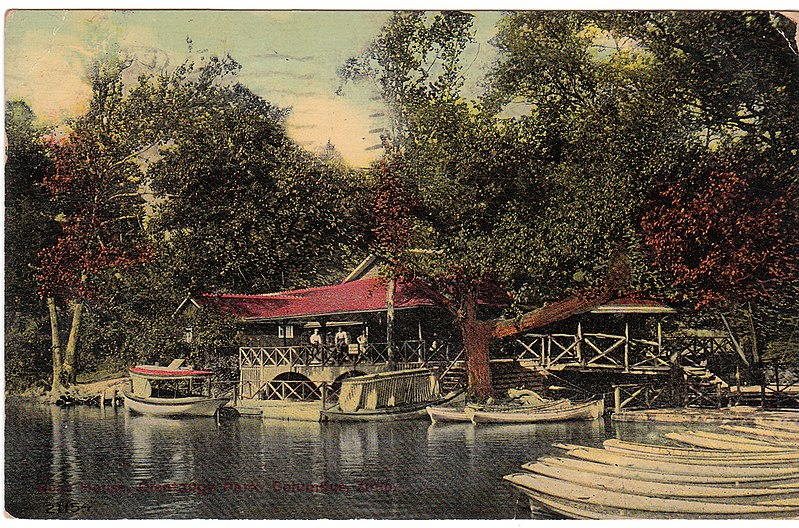 File:Lake House at Olentangy Park, Columbus, Ohio.jpg