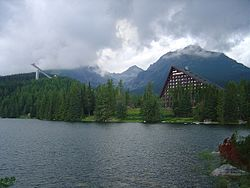 Lake of Strbske pleso.jpg