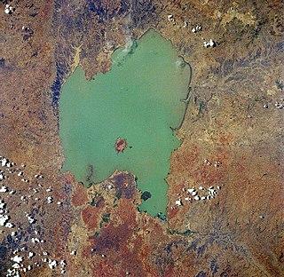 Lake Tana lake in Ethiopia