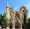 Lala Mustafa Pasha Mosque (Saint Nicholas Cathedral, Famagusta) (29).JPG