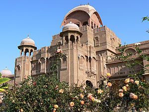 Samuel Swinton Jacob - Image: Lalgarh palace bikaner 2