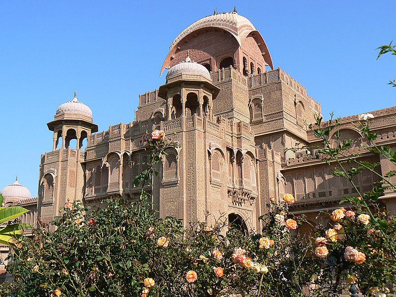 Lalgarh Palace & Museum
