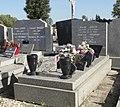 Lallaing - Cimetière de Lallaing (45, tombe d'Émile Roger).JPG