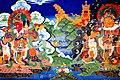 Lamayuru Monastery- Frescoes.JPG