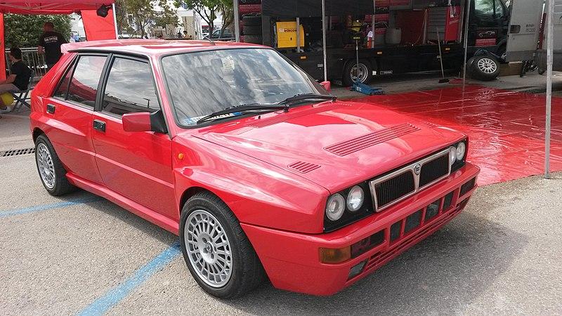 File:Lancia Delta HF Integrale Evoluzione Stradale.jpg